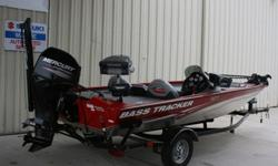 This boat is rigged with the following options and accessories. XI5 Motor Guide Trolling Motor w/foot pedal with GPS and sonar integrated into a lowrance HDI7 AND HDI7 touch screen and HDI7 on the stern (2) pedestal mounted fishing chairs, easy access to