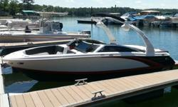 2013 Four Winns55 hoursVolo penta 300 hp engineextended swim platformduel batteries with switchcaptains choice exaustwrap around interior seating8 JL audio speakers 1 jl audio sub. 2 jl marine ampsblue led interior lightsbow fill in cushionbrand new