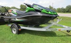 A Trifecta of Power, Handling and Style Every once and a while, an adventurous rider just wants something to make their heart race; other times, they need a personal watercraft that can haul the load and isn?t afraid of rough water. With 300 horsepower ,