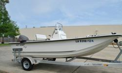 2013 Key West 177SK center console Fishing Boat. this boat has been well maintained and is garaged kept. This boat has a JBL amplified system with Bluetooth technology. The boat comes with a motorguide 55lb thrust trolling motor, dual batteries with built
