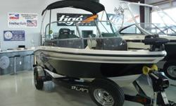 *** Just Arrived! Special Purchase from another Larson Dealer *** New 2013 Larson FX 1750 DC with Mercury 150hp OptiMax Motor Fishing Boat Only $24,995.00 Financing Available O.A.C. Packed with outstanding features, the FX 1750 Dual Console is fully