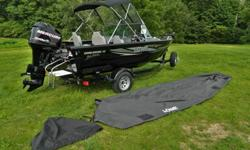 2013 Lowe Fishing Machine 175 Pro Series (115 HP Mercury) Trailer Included2013 Lowe 17.5? Fishing Machine 175 Pro SeriesThis very clean boat has it all, equipped with numerous accessories and upgrades making it the ultimate fishing or recreational