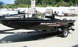 PRICED WITH YAMAHA F7O RIGGED AND WATER READY!!!Perfect for bayou fisherman to duck hunters to river anglers, the MV1860CC, with its modified V-hull, flat deck and Center-Console layout is like a dependable friend that will go out whenever you want and