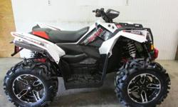 2013 POLARIS SCRAMBLER 850 XP EFI 4X4.This is a SUPER NICE ONE OWNER QUAD.It is a 850CC 4 STROKE EFI ( FUEL INJECTED),FULLY AUTOMATIC WITH HIGH, LOW AND REVERSE,ELECTRIC START.IT IS A 4X4 WITH 4X4 & 2X4 SWITCH.THE BRAKES ARE GOOD FRONT AND REARTHE TIRES