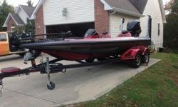 2013 Skeeter FX20, single console (dual can be purchased) Hamby Keel Protector, Tackle Storage System, Front Deck Carpet Padding, Oxymax Livewell System, Floor Cooler, 1 Butt Seat, 1 Fishing Chair, Atlas Hydraulic Jack Plate with Gauge, Stainless Prop,