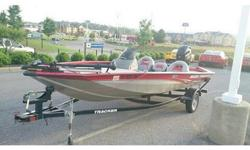 2013 Tracker Pro 175 TXW,2013 Bass Tracker Pro 175 TXW W/Trailer-60hp Mercury 4 Stroke Lowrance Fish Finder-Minn Kota Edge Trolling Motor Power TrimThis 1-Owner boat has been used about 10 times and is in excellent condition.Category:Tenders/Small