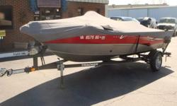 2013 Tracker Pro Guide V16 SC, Single Console 60HP Mercury Four Stroke Outboard, MinnKota 42lb Thrust Trolling Motor, Dual Batteries, DOWCAO ratcheting Travel Cover, trailer IncludedMERCURY MOTOR WARRANTY IN EFFECT UNTIL 8-13-2016757-482-9112Vans of Great