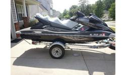 013 Yamaha FX Cruiser SHO Supercharged. 1 owner. Mechanically maintained and winterized by current owner. Yamaha extended service warranty expires 5-22-18. Triton Aluminum upgrade trailer. All owner manuals included. 2 key fobs and 1 ignition key clip. 2