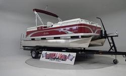 21' Pontoon and very affordable! Quality built Avalon pontoon! Compare price and compare quality, you will pick Avalon! Ask about FREE delivery!We have the largest selection of very clean used Boats in the Northwest! Check our web site before buying your