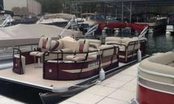 2014 Bentley 240 FISH SE with Mercury 115 4-Stroke. No trailer. Boat is stored at Lighthouse Marina and in very good condition. It has bimini top, individual seat covers, vinyl floor , fishing chairs, rod holders, live well, ski tow and Jensen stereo.