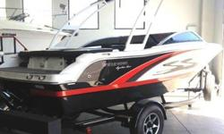 Bow filler cushion Black cockpit, bow cover Stereo Reverse stern seats Extra large Swimplatfrom Carpet Wakeboard Tower SS Package SS Graphics Spare Tire and mount All the creature comforts that put you and your guests at ease - in a nimble-spirited