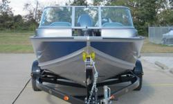"""This G3 V172FS Deep V Multispecies/ Family boat is loaded with features and equipped with the powerful Yamaha F115 Fourstroke. Tame rough water with this stable Deep V design! G3 quality components and construction beats those """"catalog"""" boats in all"""