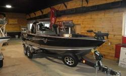 2014 Lund Aluminum 2075 Pro-V IFS, The 2075 Pro-V provides everything a fisherman needs in a new aluminum fishing boat and more. This aluminum boat is designed to deliver the most productive fishing experience for any specie of fish including walleye,