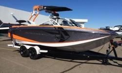 Exteremely Clean Loaded 2014 G23 Trade in. Has the Upgraded PCM� 550HP engine along with nearly every other option to� make soime waves you didn't know were possible.XR 550HP Supercharged Engine.Design Package.Nautique Surf System.Bimini - Tower
