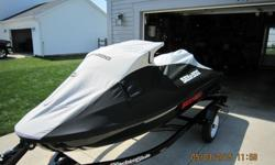 I'll respond ONLY through phone so please leave me your number.Thanks! 2014 Sea Doo 215 Limited Jet Ski with a Yacht Club Trailer. We used it 3 times last year and it is a Great Ski! The Limited model has everything you need, from the cover to touring