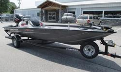 -Custom Tracker Boats Travel Cover-Spare Tire & Wheel w/ Mount-Factory Warranty Remaining on Boat and Motor!!As our top-of-the-line Pro Team? model, the 190 TX packs more fishing, more value and more performance into every inch than any other boat in its