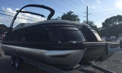 Riva South is Proud to Introduce Bennington Pontoon Boats to our Diverse Lineup of Saltwater Family and Fishing Boats. Bennington sets the standard in Quality Pontoon Boats and Backs it up with the Industry's only 7 Year Stem to Stern Warranty. This
