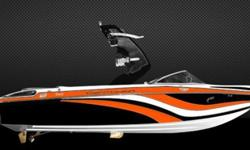 The Most Coveted Wakesurf boat in the industry the Centurion FS44 Loaded with all new features for 2015 the new Enzo FS44 is completely redesigned from bow to stern. New features include the Maximus Tower, Centurion Downfire audio system with LEDs,