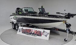 "If you check out the all new Larson FX Pro series Fiberglass fishing boats, you won;t even consider a ""model T"" Alumaboat! Faster, Smoother, dryer, easier to reapair and more durable than alumaboats. Our FX's come with a Keel guard so you are safe to"