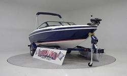 2015 model!! Web price is discounted 15%!! Mention our web site! This boat is the actual 2015 Larson LX 180 S Brochure Photo boat!This is a rare fiberglass outboard fish n ski model with Livewell, Bow Trolling Motor & Panel, Fish Locator, Fish Seats (2)
