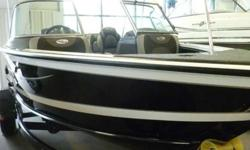 2015 Lund 1675 Crossover XS The perfect combination of hardcore fishing and family fun. The 1675 Crossover XS perfectly blends the fish and ski boat aspects of the family with the hardcore fishing boat features Lund aluminum boat owners expect. This near