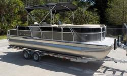 Looking for a nice Family/Fishing boatthis one come with a live bait well with new battery, and a new cover still in the boxRigging your pole, baiting your hook, and casting your hopes of catching a monster fish are all done in style and comfort in a