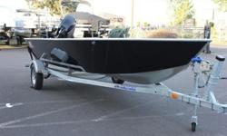 The Pro-V series was designed for first-time boat owners as well as the accomplished retired fisherman.The heavy-gauge all-welded boat insures durability and a lifetime of use. The wide floor and reverse chine make this boat stable and versatile enough to