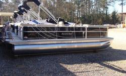 """2015 South Bay 422 CR BlackRay Cleppper Boating Center 803-781-3885 www.rayclepper.com SpecificationsOverall Length 22' Width 8' 6"""" Weight (2 Tubes) 2060 lbs. Max. Weight Cap. (2 tubes) 2080 lbs.Person Cap. (2) 10Tube Diameter 25""""Max. HP (2 tubes)"""
