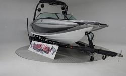 "The Supreme S226 is one of the top rated surf boats!! This boat produces a better surf wake than most of the boats out there that are $30,000 more $$! The V226 is also a ""Pickle Fork"", meaning the bow area has way more room than traditional pointed nose"