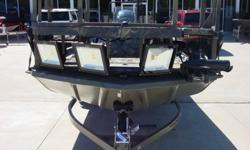 Comfort, Convenience & Peace of Mind 5-year hull warranty Bow & stern eyes Cleats for better utility EPA-compliant fuel system Flotation meets or exceeds NMMA & U.S. Coast Guard requirements Horn NMMA Certified Navigation lights Slightly more V for better