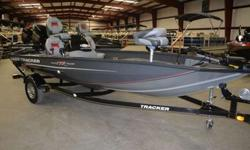 2015 Tracker Pro Team 175 TF One of our most versatile fishing packages, the Pro Team 175TF is packed with features that make it ideal for bass, crappie, and nearly anything else that swims. The slightly lower front deck keeps you close to the action, and