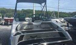 2015 Yamaha AR192 Supercharged watersports performance. The AR192 is the perfect choice for families who want a watersports-ready runabout with extra horsepower for towing. This energetic runabout features a supercharged 1.8 liter Super High Output Yamaha