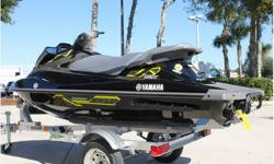 2015 Yamaha VX® Deluxe A best-seller for over a decade, the VX Deluxe has been reengineered with the world's first dual throttle handlebar control system, a wider NanoXcel hull and deck, and a sleek, new profile to create the perfect towing platform for