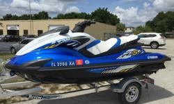 Immaculate slightly pre-owned 2016 Yamaha FZS SVHO WaveRunner sitting on a Triton tandem aluminum trailer. Only 6 hours! Always garage kept. Factory warranty through Yahama transferable to the new owner. Must see to believe! It's like buying a new ski but
