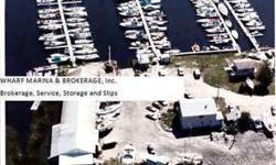 Choice 32' Slips available in protected Warwick Cove, including WiFi, picnic area w/BBQ, convenient parking and pump out. Marine repair/service and brokerage services if your boat is for sale.