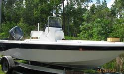 18 ft 8 in Nautic Star Center Console 2011Yamaha power match steeringYamaha 90hp motorForward and aft livewellsFlip up rear seatsFish finderRunning lightsAttachment cabling for a bow mounted trolling motorStorm anchor & 50 ft rope/chain4 life jacketsair