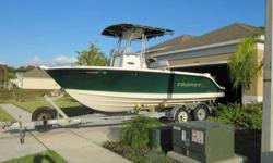 2003 Trophy 21 Center Console This 2004 Trophy 21 Center Console is in beautiful condition and is ready to take your family and friends out for a great day of !ishing! This listing has now been on the market more than a month. Please submit any offer