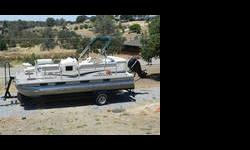 I have for sale a 2011 Sun Tracker Party Barge 20 foot, with at 60 horsepower Mercury Outboard motor with a Big Foot prop. Comes with with a Sun Tracker brand mooring cover that is custom fitted that coast $1,400; 4 bumpers with tie off lines, Anchor with