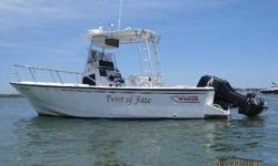 Very super condition, Twin 150 Mercury's run strong, Tuna tower, head, live well, radar, etc, Boat is a fishing machine and excellent family boat, This is a good deal, $20,000 OBO. (860) 559-4258 Pawcatuck, CTListing originally posted at http