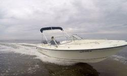 Water test at end of description! Why spend 45k on a new one when you can have this like new boat package at a fraction of the price of new. If your a meticulous buyer and tired of looking at all the used boats advertised as turn key top condition only to