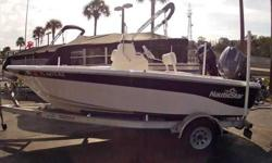2010 Nautic Star 1810 NAUTIC BAY For more information please call
