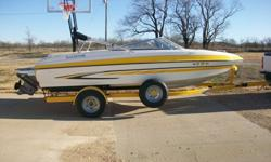 2007 Glastron GT 205 Key Features -9 passenger, 20 foot boat -Immaculate, 1 owner, stored inside,winterized by professionals ?-Adjustable deluxe bucket seats ?-AM/FM/CD stereo with 2 speakers and MP3 adaptor ? -Automatic bilge pump ?-Extended swim