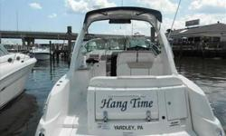 2010 Sea Ray 330 SUNDANCER For more information please call