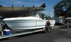 This is a 1998 center console sea master 27 ft yacht, custom built. Twin 225 EFI mercs, Top, leaning post, live bait well, large cutty cabin OVERALL LENGTH 32 FEET RUNS HIGH AND DRY! PLEASE CALL JOE OR EMAIL JOSEPH360@AOL.COMListing originally posted at