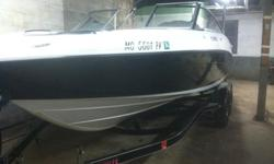 -------------------------------------------------------------------------------- 2006 Yamaha SX 230 HO, 23 ft. 2nd owner, includes all skies, ropes, vests anchor, 2 covers....Selling to buy a bigger cruiser, High output Engines, Cobra Fins, Yamaha ski