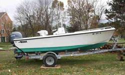 2002 Mako (4 Stroke! Loaded!) FOR QUESTIONS CONTACT