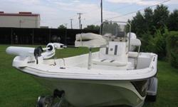 Type of Boat: Fishing BoatYear: 2011Make: Carolina SkiffModel: JVX CCLength: 18Hours: 28Fuel Capacity: 19Fuel Type: GasEngine Model: 75hp Honda Four StrokeMax Speed (Boat): 38Cruising Speed (Boat): 30Inboard / Outboard (Boat): Single OutboardTotal Horse