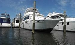 2004 Meridian 411 SEDAN BRIDGE **BROKERAGE LISTING** PRIVATE OWNER MOTIVATED TO SELL. TRADES NOT ACCEPTED. **ONSITE FINANCING**The Meridian 411 Sedan provides the comfort and performance you would expect from a larger yacht. Whether extended cruising or