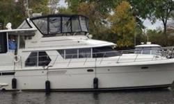 1998 Carver 445 AFT CABIN MY Just listed for sale, this Carver Yacht is impeccably maintained and ready for new adventures. Her owners are reluctantly offering her for sale after years of keeping her to the highest of standards and condition. Always a