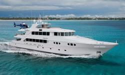 2010 45.73M(150') Tri-Deck Custom Motor Yacht With Helipad * $7M Price Reduction $29.9M To $22.9M * Bring All Offers * We Have 100% Funding Available At 2.58% For Well Qualified Buyers * Please Contact Us For Complete Details * This Custom Built Tri-Deck